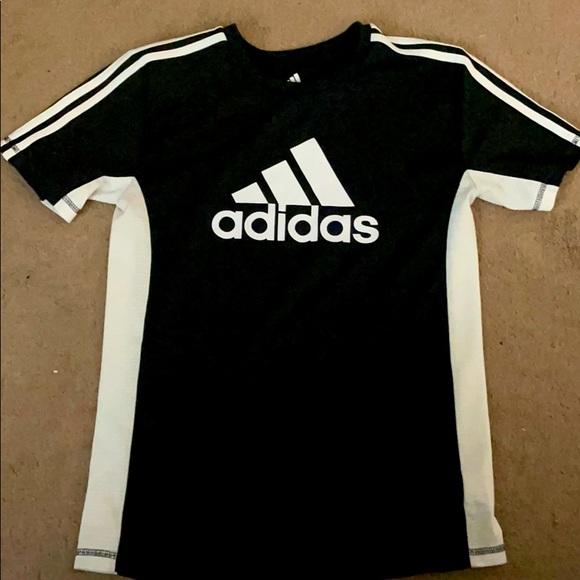 adidas Shirts & Tops | Adidas T Shirt Boy 12 | Poshmark